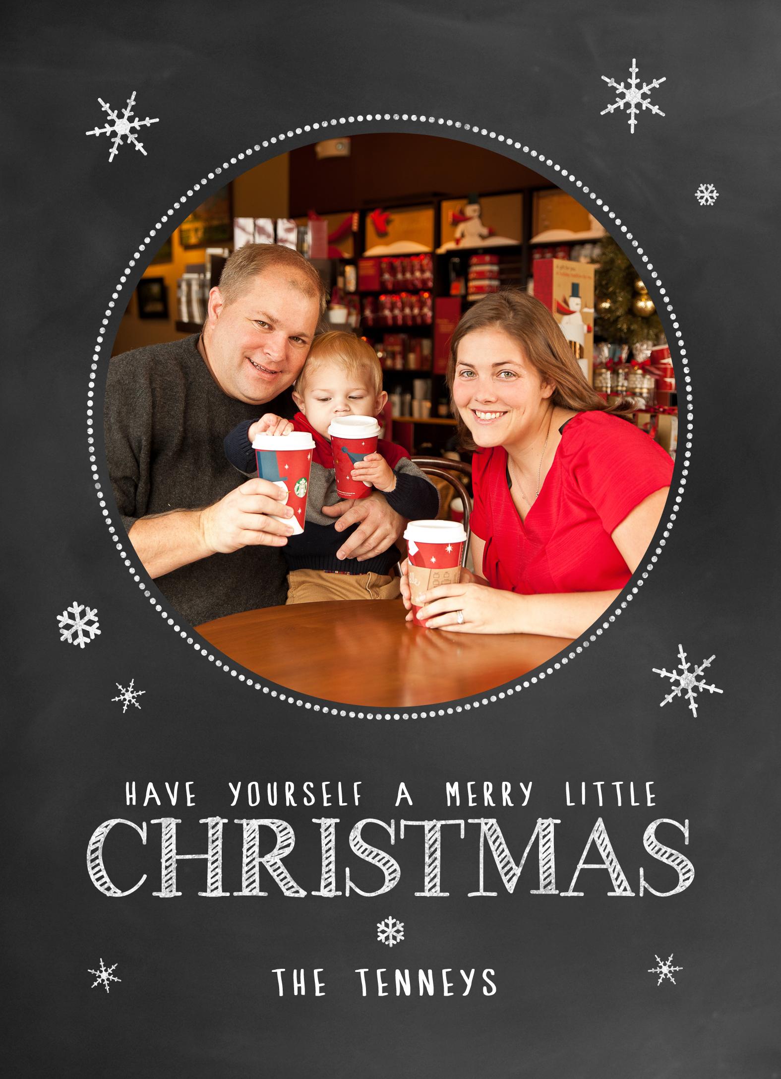 Christmas Card Back 2012